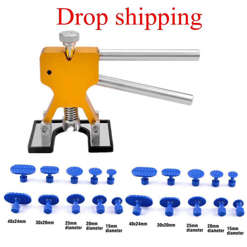 Car Repair Dent Removal Bump Remover Suction Puller Vehicle Parts Accessories LA