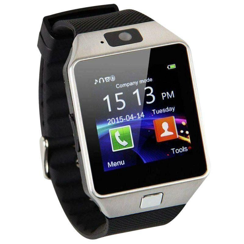 DZ09 Bluetooth Smartwatch Anti-Lost Support GSM SIM TF Card Phone Call Smart Watch With HD Camera LCD Color Screen Smart Watch