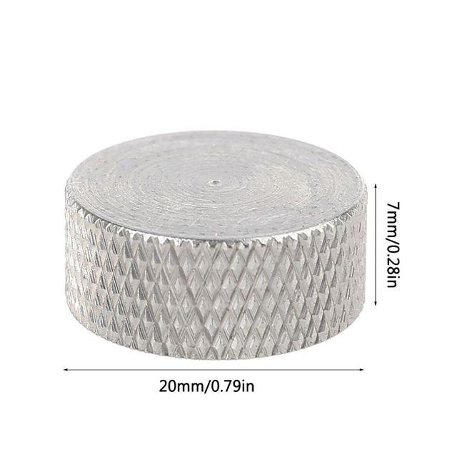 Protecteur de couvercle de Protection de bouchon anti-poussière en métal pour connecteur RF N femelle/UHF SO239 AXYF