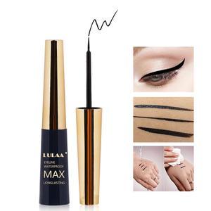 Crayon Eyeliner noir frais de haute qualité stylo Eyeliner durable Super imperméable à l'eau naturel lisse Eyeliner non fleuri TSLM1