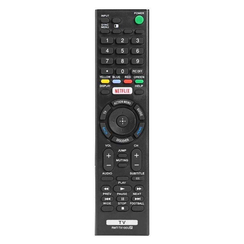 RMT-TX100U LED TV Remote Control Smart Controller for SONY L-50W800C KDL-55W800C KDL-65W850C KDL-75W850C XBR-43X830C XBR-49X830C