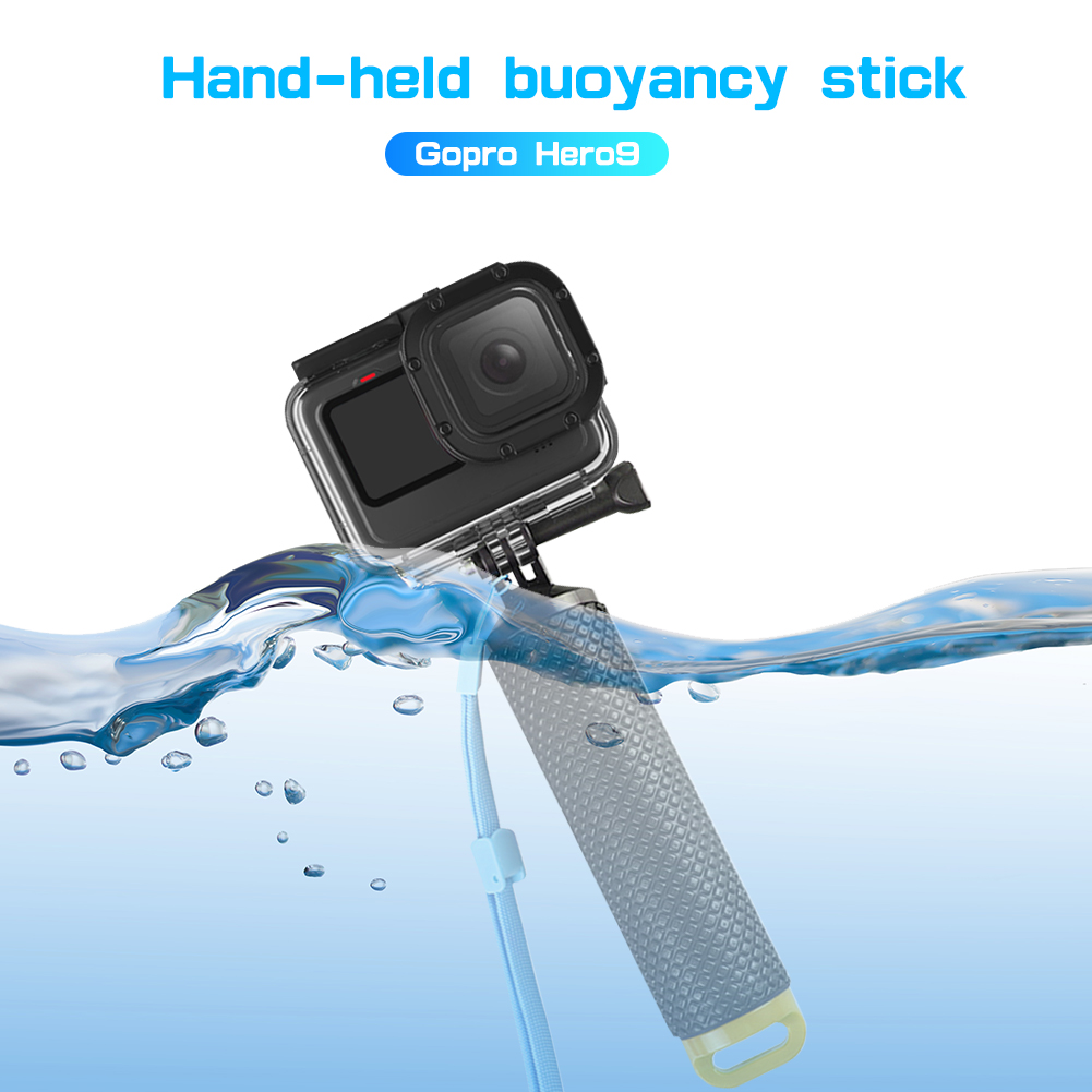 Floating Hand Grip for Osmo Action GoPro Hero9 Action Camera Accessories-3