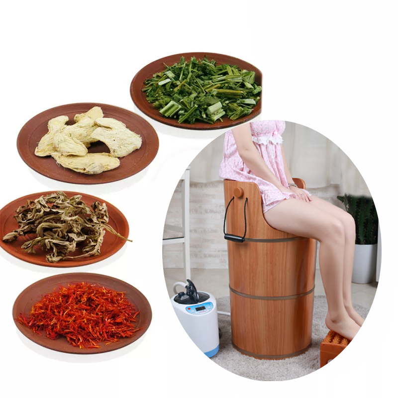 Chinese herbal Vaginal Detox Organic Yoni Steaming Herbs women vaginal Steam tea bags health Cleansing Kit Feminine Hygiene 5