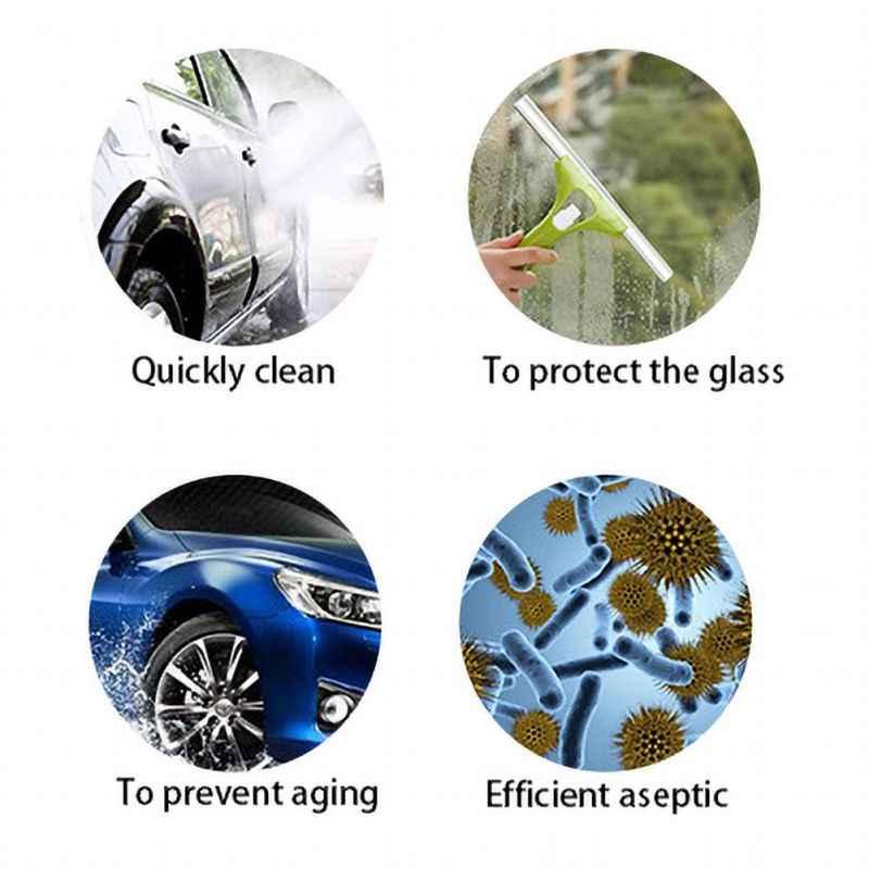 10 Buah Kaca Depan Mobil Kaca Cleaner Mesin Cuci Berbuih Tablet Deterjen Solid Wiper Alat Pembersih