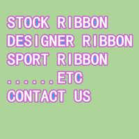 DHK many sizes 50yards 100yards brand sport stock Ribbon printed grosgrain DIY OEM decoration D