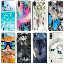 Patterned Case for Blackview A60 Soft TPU Case Phone Back