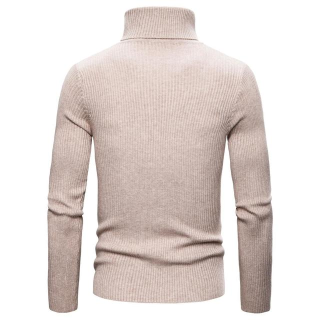Causal Sweater Autumn Winter Pullover Knitted Men Sweaters