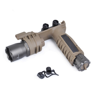 Image 5 - องค์ประกอบ Surefir ไฟฉายยุทธวิธีปืนไรเฟิล Airsoft Light Softail Scout Light M910A แนวตั้ง FOREGRIP อาวุธปืน lanterna