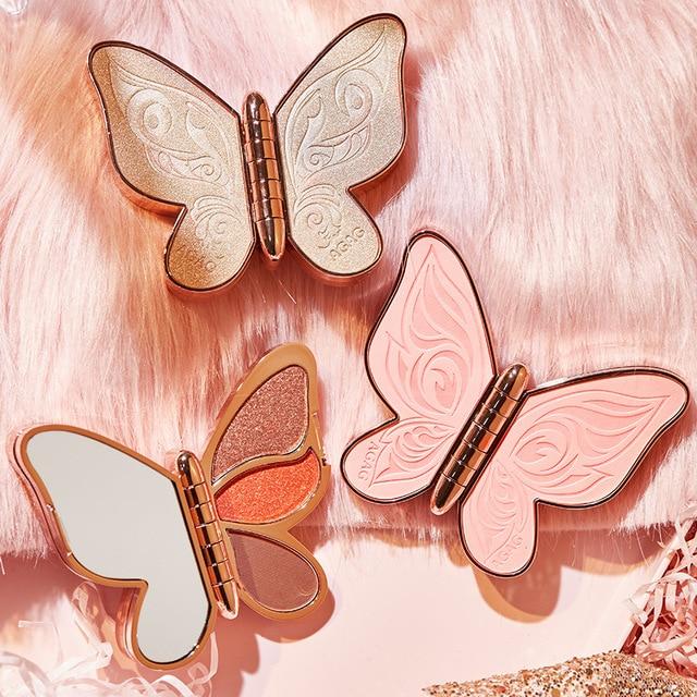 Butterfly Eyeshadow Palette 2