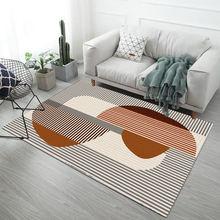 Ins скандинавский геометрический домашний ковер для гостиной
