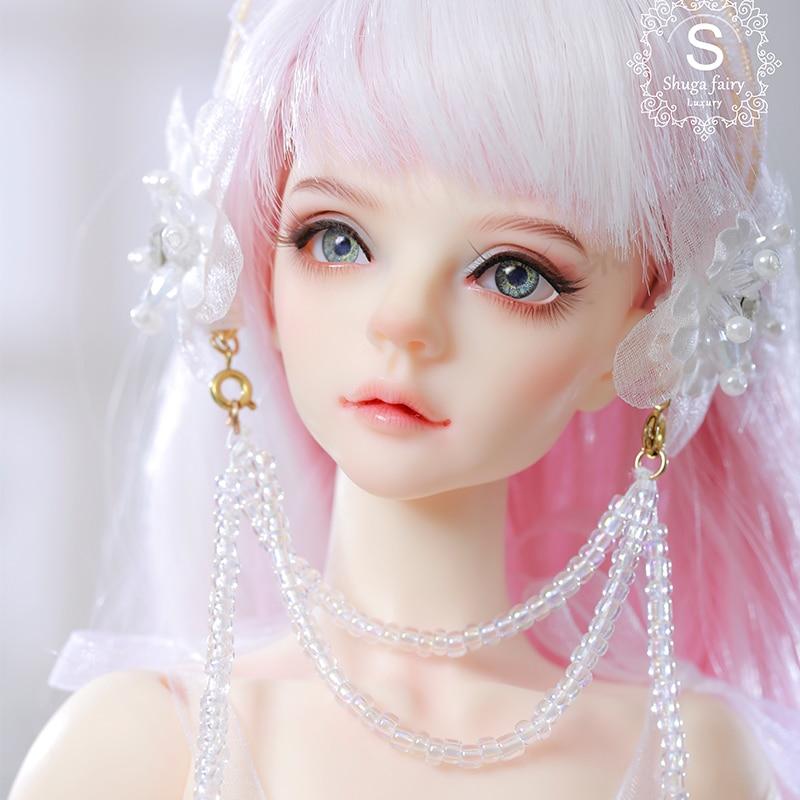 Shuga Fairy 1/4 Beetz BJD Doll Resin Model Fashion Figure Toys For Girls Boys Gift Dolls