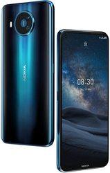 Nokia 8,3 5G 128 Dual Sim синий