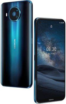 Перейти на Алиэкспресс и купить Nokia 8,3 5G 128 Dual Sim синий