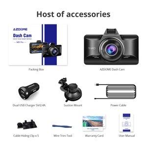 Image 5 - Azdomm01 برو داش كام 3 بوصة 2.5D IPS شاشة مسجل سيارة DVR كامل HD 1080P سيارة مسجل فيديو داشكام داش كاميرا سجل