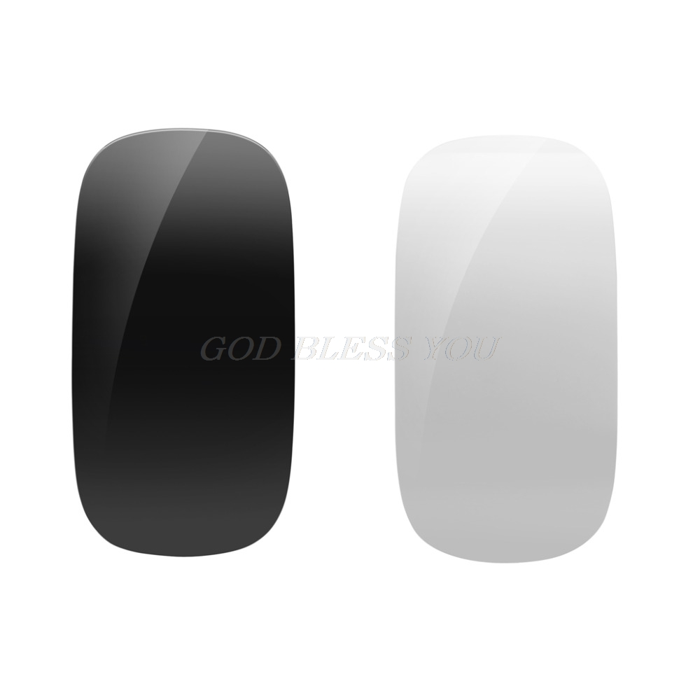 Multi-Touch Magic Mouse 2.4GHz Mice For Windows Mac OS White/Black For Laptop/game/Desktop 2019 New