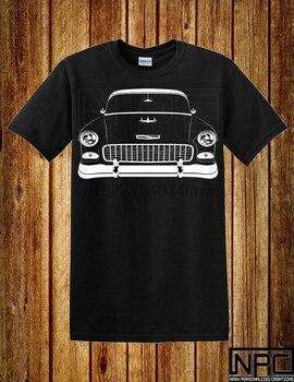 1955, camiseta Chevy 1955, camiseta Chevrolet bel-air 55, camiseta chevy