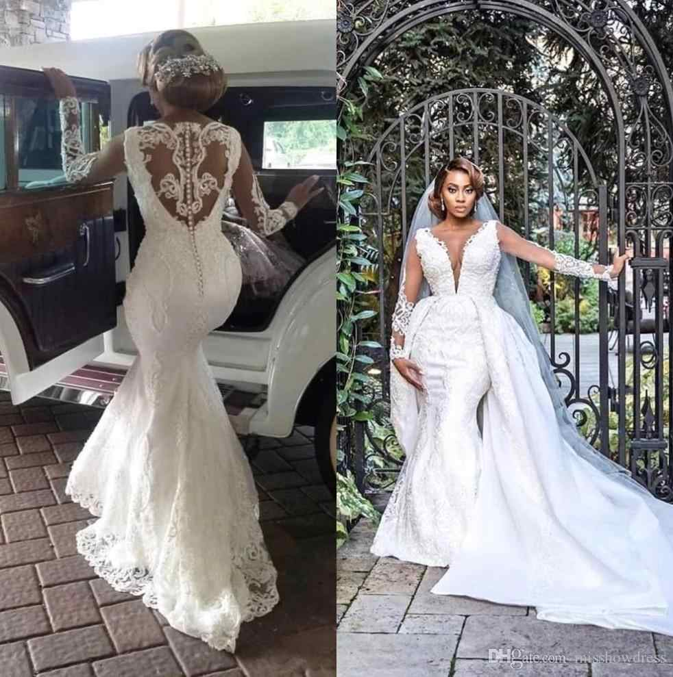 Short Wedding Dress With Detachable Train Off 70 Medpharmres Com