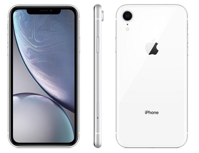 iPhone XR 64GB Preto Desbloqueado iOS 12 4G 12MP - Apple 3