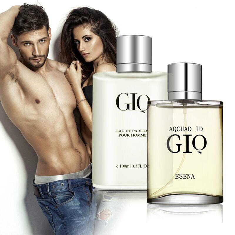 100ml Original Men Perfume Fresh Long Lasting Eau De Toilette Temptation Pheromones Male Cologne Parfum Spray Bottle Fragrance