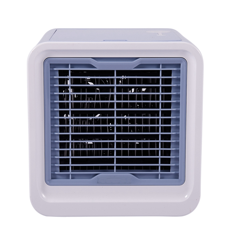 Blue Small Air Conditioning Appliances USB Arctic Air Cooler Mini Fan Air Cooling Fan Summer Portable Air Conditioning