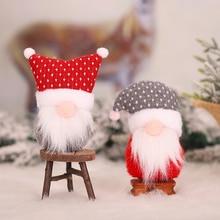 Christmas Decorations for Home Christmas Gnome Elf Doll Christmas Tree Decorations Christmas