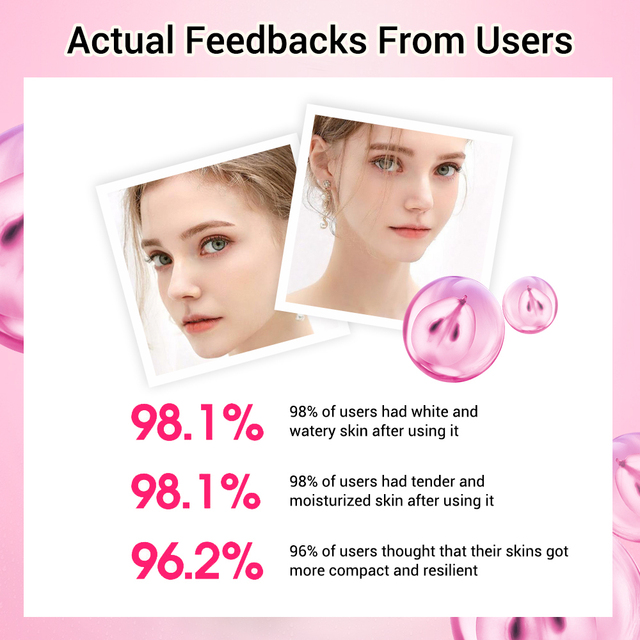LANBENA Buy 2PCS Grape Seed Face Cream Get 1 Free Eye Cream Whitening Moisturizing Deeply Repaire Anti Aging Firming Skin Care