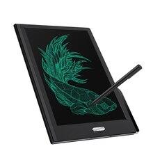 Бизнес Стиль 10 дюймов ЖК-планшет для письма электронная доска для рисования и письма Графический блокнот для рукописного ввода со стилусом для письма стирается