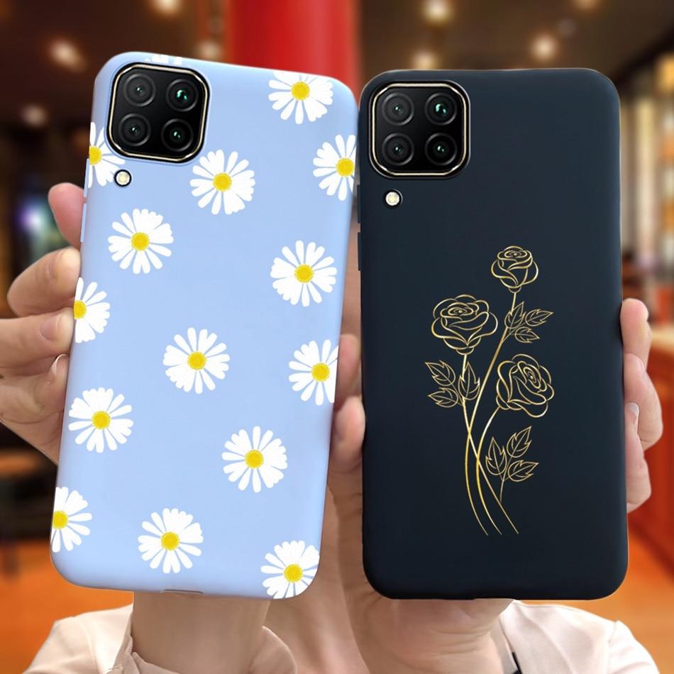 Чехол для телефона Huawei P40 Lite, задняя крышка с милым рисунком для Huawei P40 P 40 Lite, чехол для Huawei P40 Lite E, мягкий чехол для телефона