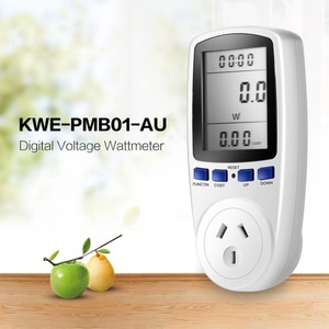Цифровой счетчик энергии, ЖК-вольтметр, амперметр, кВт/ч, ватт, измеритель напряжения, тока, измеритель мощности, анализатор, монитор, 220 В, 110 ...
