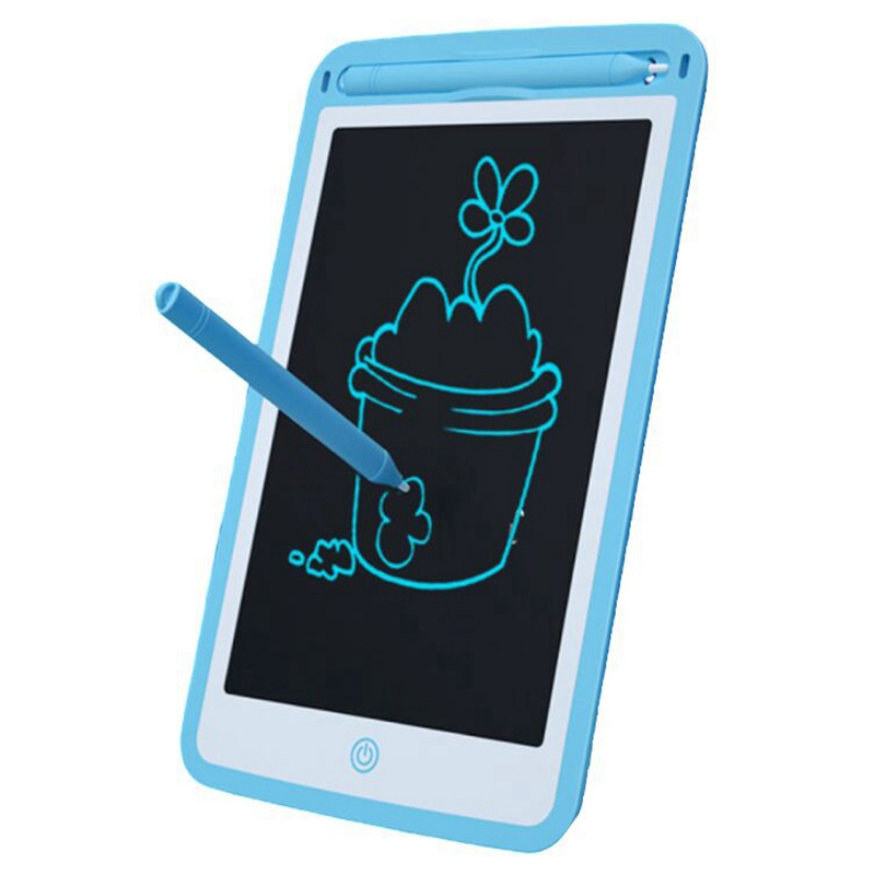 LCD Writing Tablet, Drawing Board For Kids & Adults Electronic Writing Board Doodle Board Drawing Pad With Lock & Erase Button