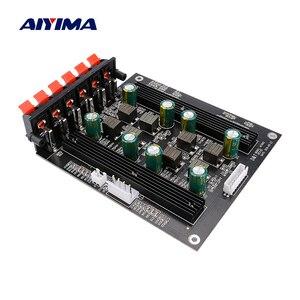 Image 1 - AIYIMA TPA3116 5.1 כוח דיגיטלי מגבר אודיו לוח Amplificador 50Wx4 100Wx2 רמקול מגבר DIY 5.1 בית תיאטרון קול