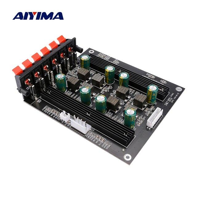 AIYIMA TPA3116 5.1 כוח דיגיטלי מגבר אודיו לוח Amplificador 50Wx4 100Wx2 רמקול מגבר DIY 5.1 בית תיאטרון קול