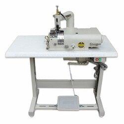 Швейная машина для скребков из синтетической кожи, 110 В/220 В, для обуви из пластика, TK-801