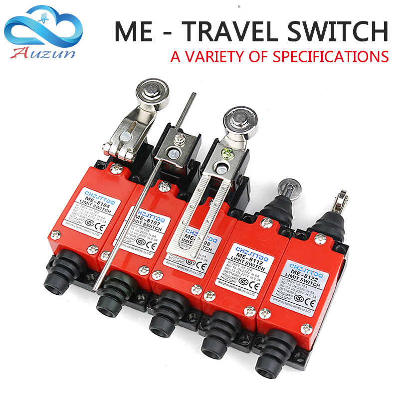 CHZJTTDQ Me - 8104/07/08/11/12/22 limit switch contact roller / 66/67/68/69 travel switch sensor small machinery