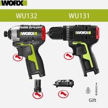 Worx 12v Brushless Motor Cordless Impact Screwdriver WU132 WU131  Combe Set