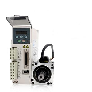 Image 1 - 400 W 3000 RPM 1.27NM 60 มม.220 V AC Servo มอเตอร์ไดรฟ์ชุด 17bit JMC 60JASM504230K 17BC + JASD4002 20B