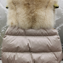 Jacket Vest Real-Fur-Coat Women's Fox-Fur Natural Fashion New And Wholesale