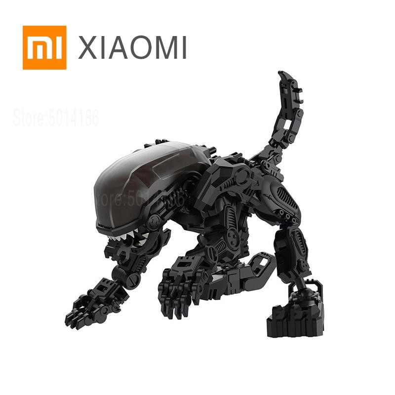 XIAOMI MIJIA 52TOYS Universal Series Plan Alien Model Toy Action Figure Deform Robot 5cm Cube Children's Gift