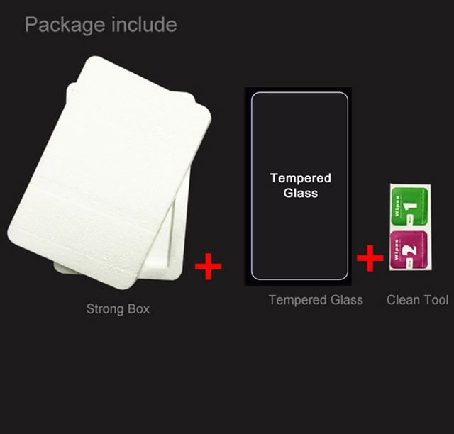 Tempered Glass For HomTom C8 H5 S12 S99 HT50 S16 S8 HT16 HT17 HT7 Pro 9H Protective Film LCD Screen Protector cover