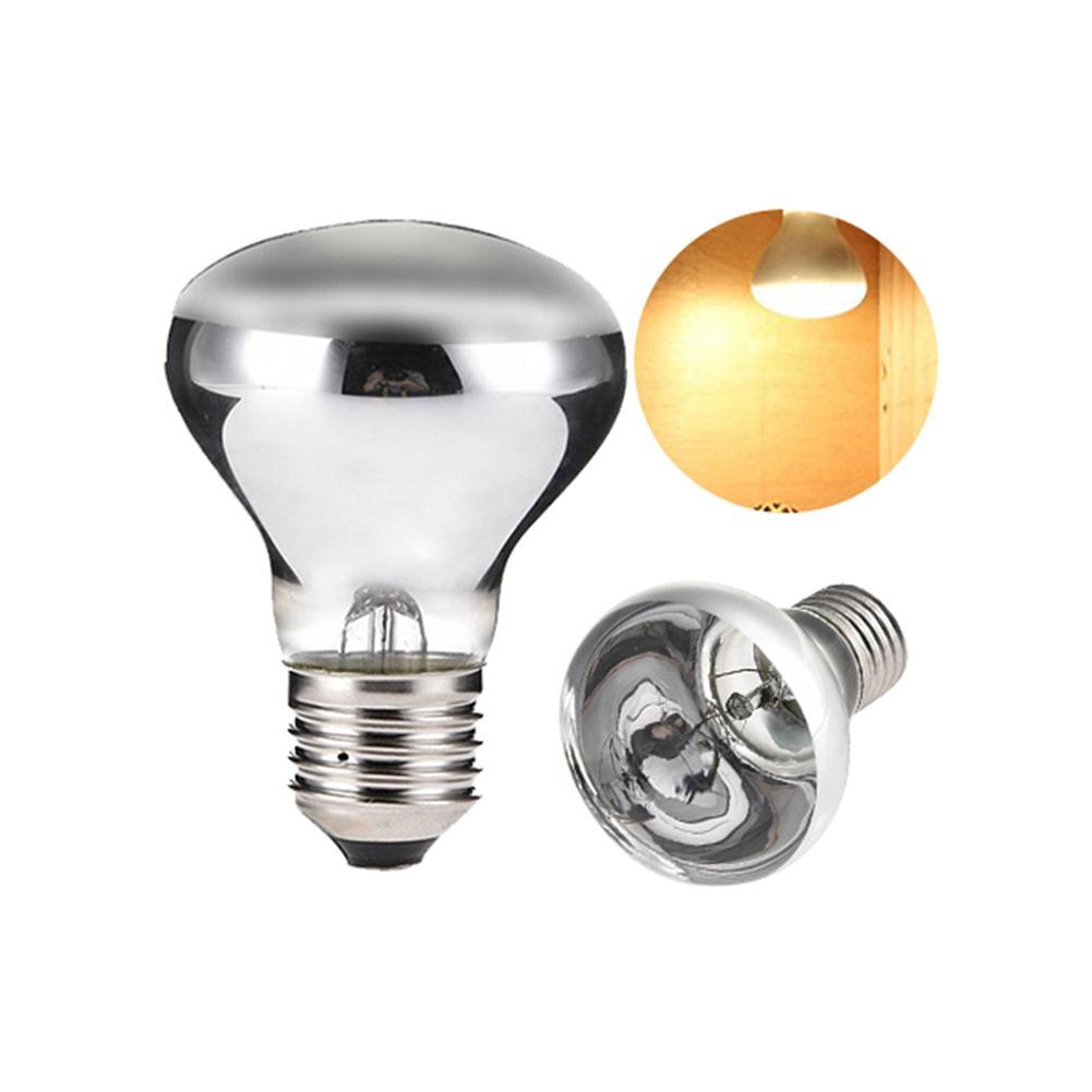 100W 50W E27 Plant Animal Lamp Reptile Heat Lamp Grow Light Bulb Heat Emitter Lamp Bulb For Reptile Pet Pets Heating Lamp