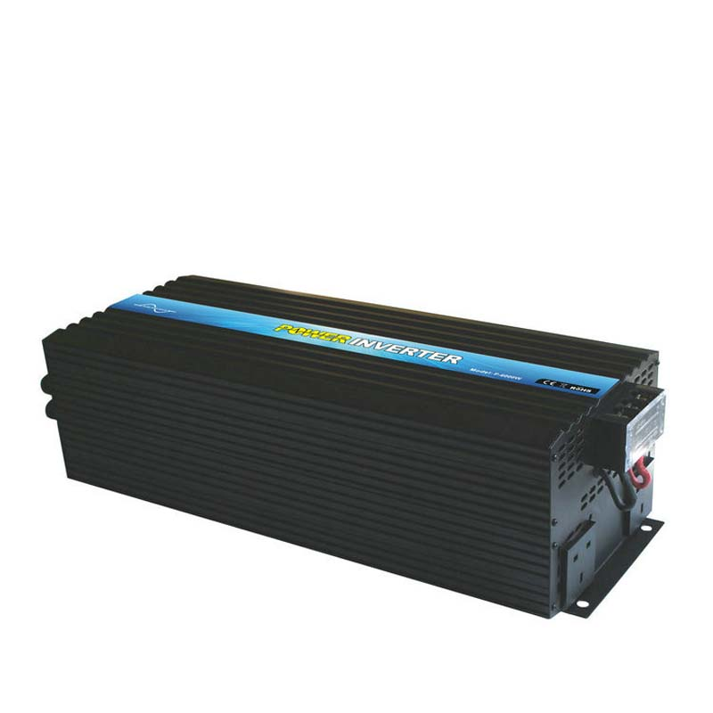 CE&RoHS Approved, 6000w/6kw  power inverter /solar inverter,Pure sine wave one year warranty free shipping