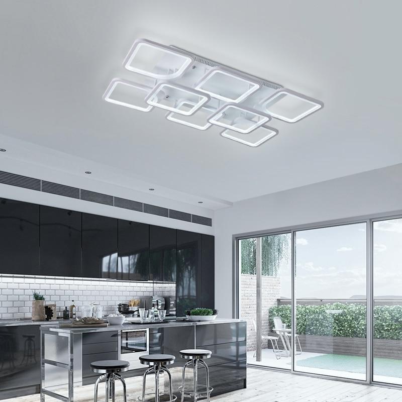 Hcbf59b90f9dd487eb1b64af46bf21a01y 2019 Modern led ceiling lights/plafond lamp lustre suspension for living/dining room kitchen bedroom  home deco light fixtures