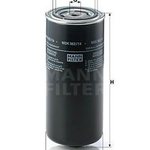 Фильтр топливный MANN-FILTER WDK962/14