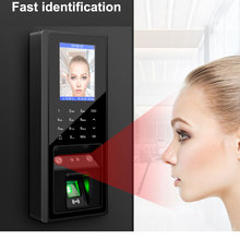 Face-Access-Control-Machine-System Password/touch-Keypad Support Fingerprint TCP Id-Card/user