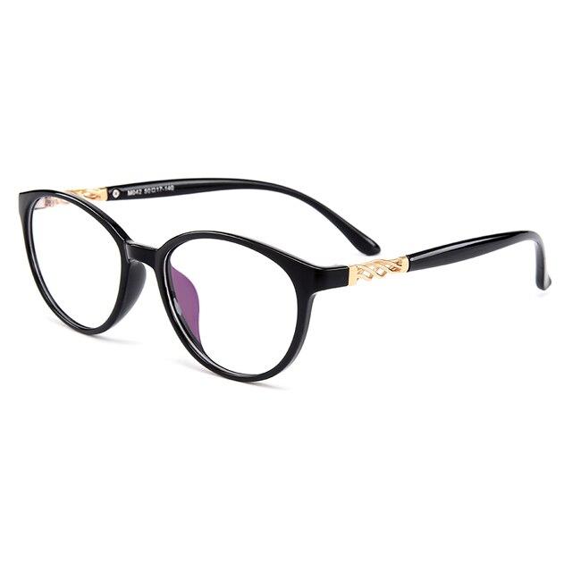 Cool Ultralight Women Glasses Frame Oval
