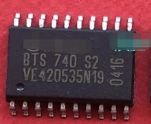 100% חדש משלוח חינם BTS740S2 SOP20