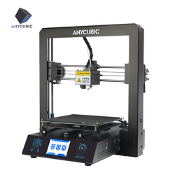 Anycubic I3 Mega 3d Drucker Volle Metall Rahmen Ultrabase Plattform Desktop Filament Extruder Kit Günstige 3d Drucker FDM 3d Drucker