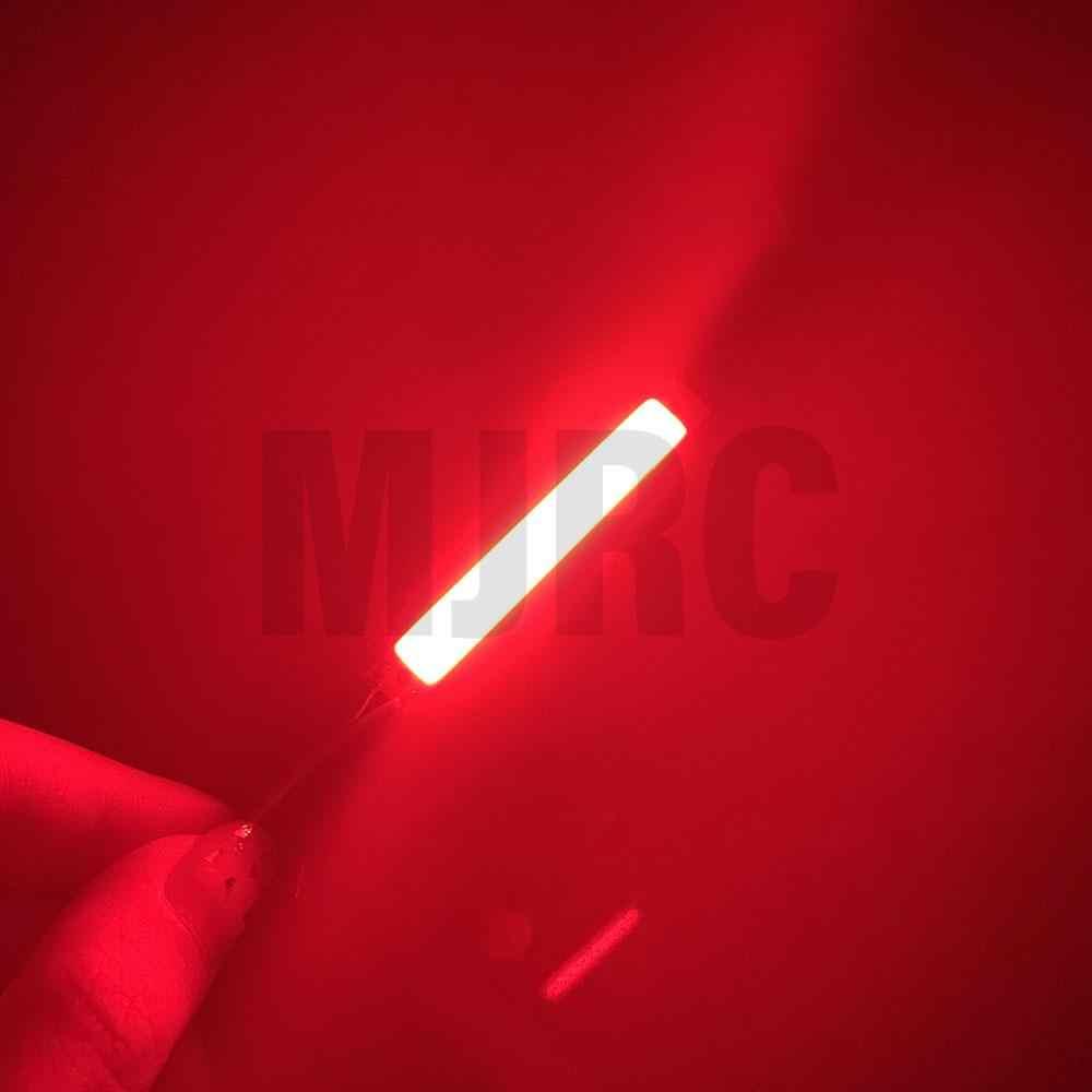 1/10 اكسسوارات السيارات RC الانجراف سيارة LED عجلة الحاجب الهيكل انبهار ضوء Traxxas TRX4 D90 D110 محوري SCX10 سيارة قذيفة الكشاف