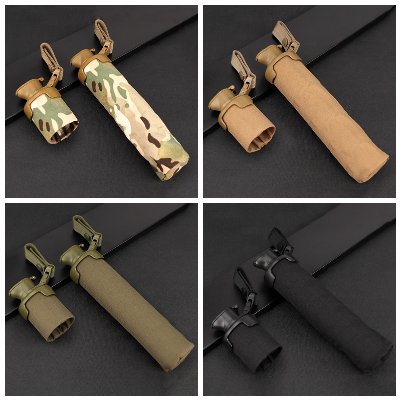Foldable BB Storage Bag Large Capacity Tactical Magazine Pouch Molle System Paintball Accessories Airsoft Shooting Organizer Bag