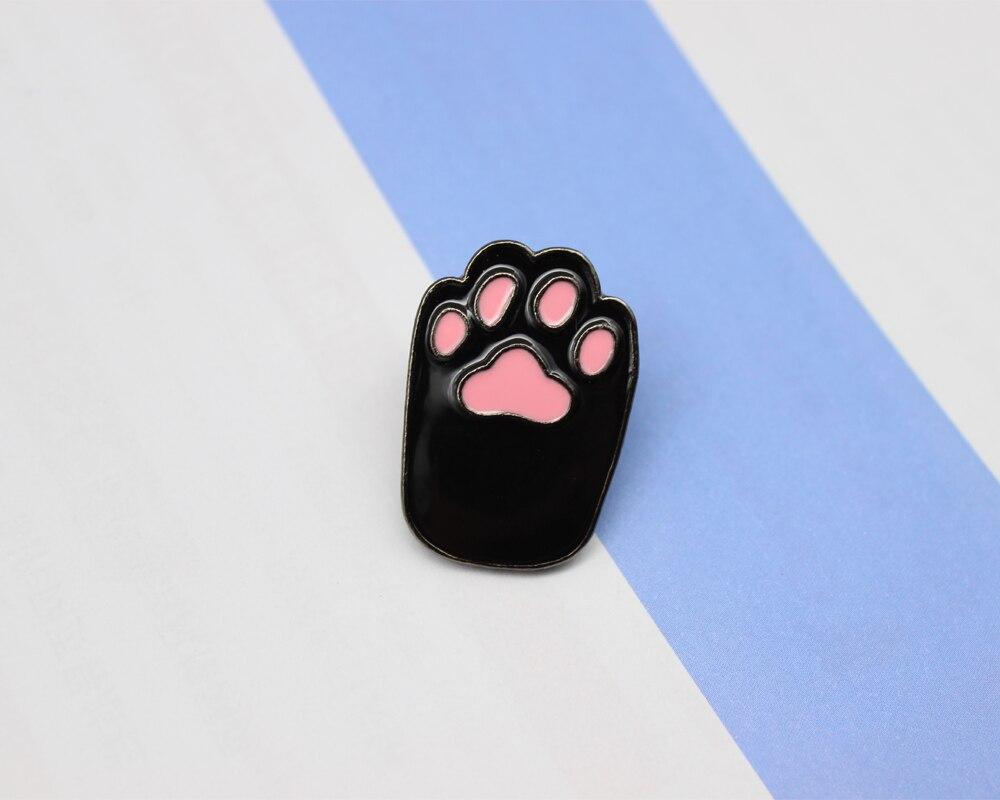 胸针猫爪8